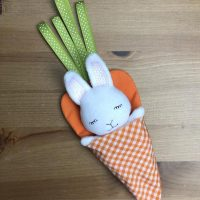ITH Bedtime Bunny Easter Plushie