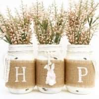 HOP Mason Jar Set