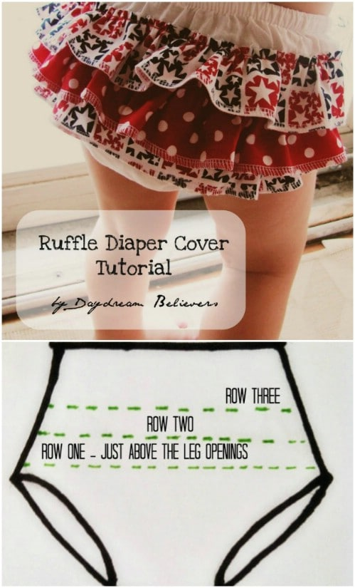 Ruffled Bloomers Pattern