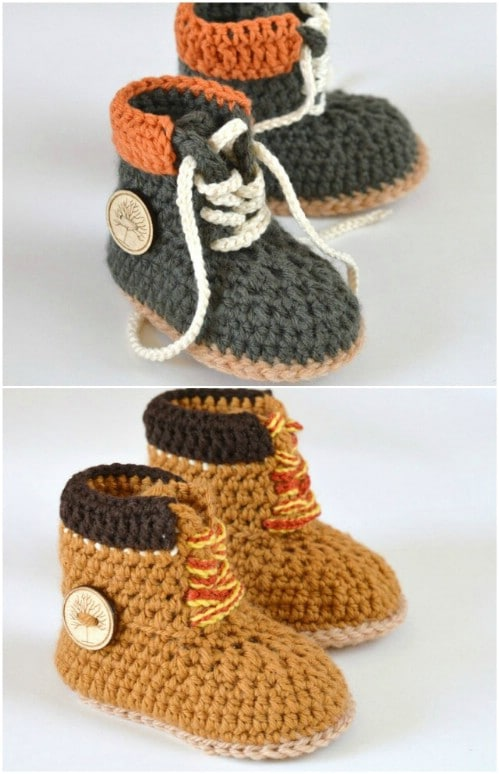 13dcba10440a 50 Most Adorable Crochet Baby Items You Need To Make Today - DIY ...