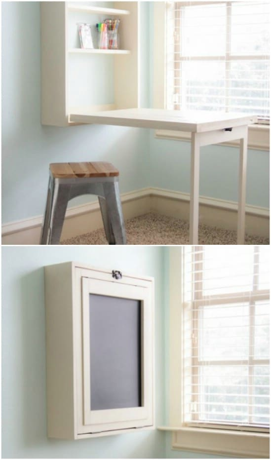 35 Space Saving Diy Hidden Storage Ideas For Every Room Diy Crafts