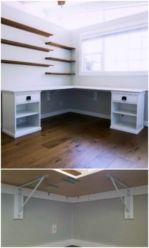 Diy Office Furniture Desk