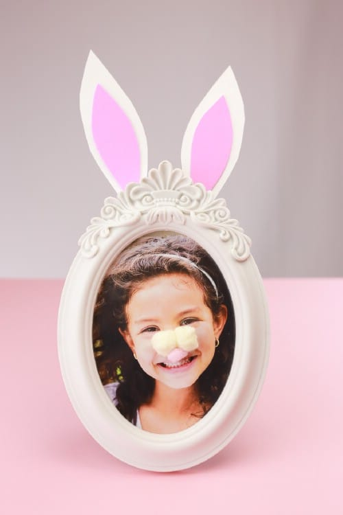 Turn Any Photo of Your Child Into a Cute Easter Bunny