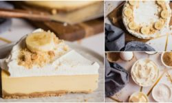 Delicious Homemade Banana Cheesecake Recipe