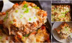 Pepper Casserole Recipe Busy Weeknight Dinner Idea
