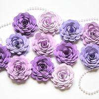 Bulk Paper Flowers