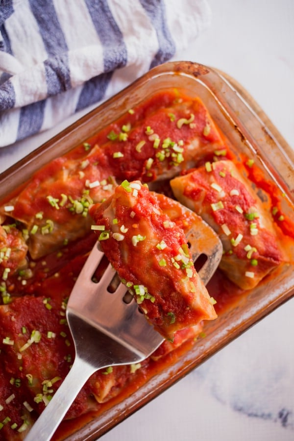 Wholesome And Tasty Stuffed Cabbage Rolls Recipe