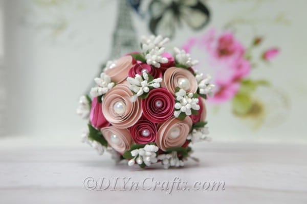 How To Make A Decorative Diy Paper Flower Ball Diy Crafts