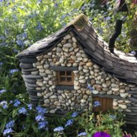 Fairy House ~ 'Periwinkle Cottage'