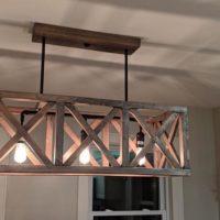 Rustic Lighting Chandelier