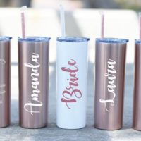 Bridesmaid Cups