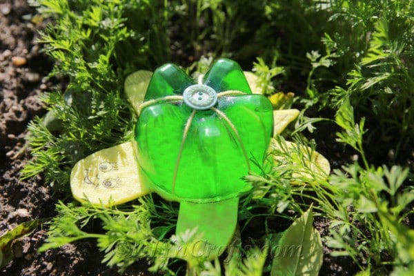How To Make a Floating Plastic Bottle Turtle
