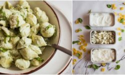 Delicious And Easy Blue Cheese Pasta Dish