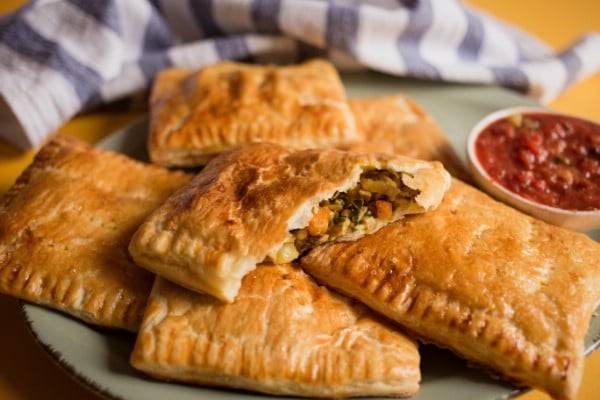 Simple Malaysian Curry Puffs Recipe