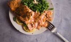 Best Honey Garlic Baked Salmon Recipe