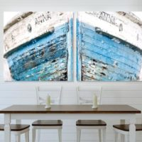 Navy Nautical Decor