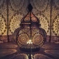 Moroccan Lantern Design