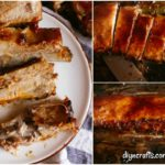 Small collage picture of bbq oven baked ribs