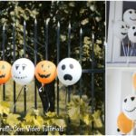 How to make halloween balloons for decorations