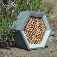 Bee Hotel - Solitary Bee House