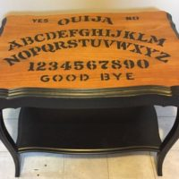Halloween Decor OUIJA BOARD