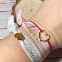 Wedding Gift Bracelet With Heart Bridal Gift