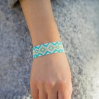 Handmade Miyuki Beaded Bracelet