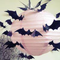 3D Bat Halloween Decor