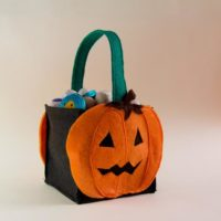 Halloween candy Bags-trick or treat
