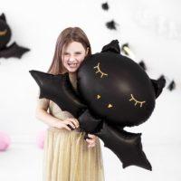 Giant Black Bat Balloon