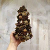 Mini Christmas tree Christmas decoration ornaments