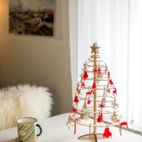 Spira MINI Christmas tree with complete decoration