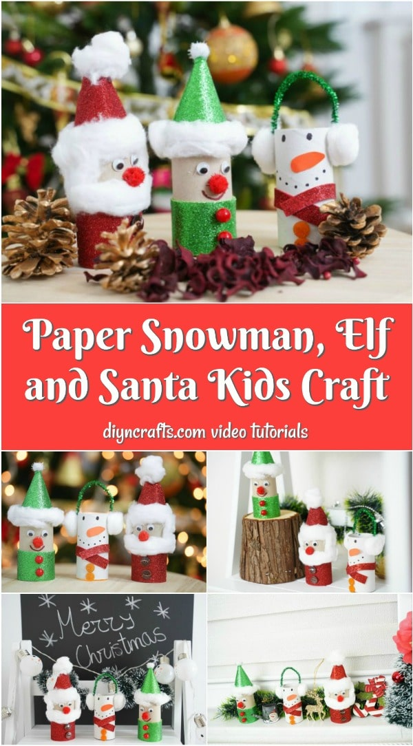 "Artisanat classique de papier toilette Père Noël, bonhomme de neige et elfe pour Noël ""data-pin-nopin ="" true ""srcset ="" https://cdn.diyncrafts.com/wp-content/uploads/2019/11/paper-snowman-elf -santa-craft-p.jpg 600w, https://cdn.diyncrafts.com/wp-content/uploads/2019/11/paper-snowman-elf-santa-craft-p-166x300.jpg 166w, https: / /cdn.diyncrafts.com/wp-content/uploads/2019/11/paper-snowman-elf-santa-craft-p-567x1024.jpg 567w ""tailles ="" (largeur max: 600px) 100vw, 600px"