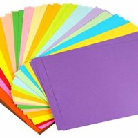 Colored Craft Paper