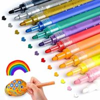 Multi-Colored Paint Pens