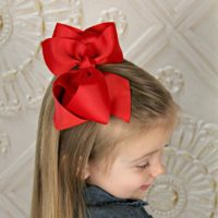 Grosgrain Ribbon Bow