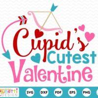 Valentine Cupid Message SVF Files