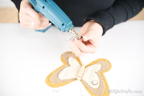 Adding button accents to butterfly