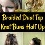 Braided dual top knots collage