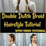 Double dutch braid collage