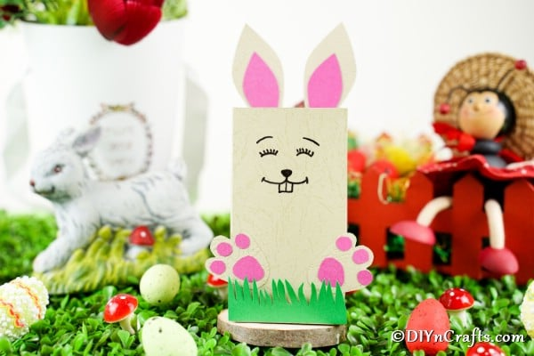 Easter Candy Holder Bag Tutorial With Video