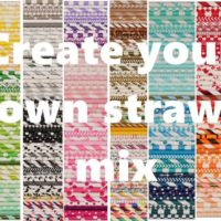 Paper Straws, Create your own Paper Straw Mix