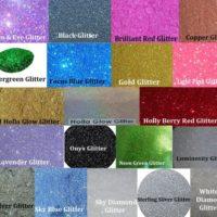 1 Oz Glitter Mica Pigment Glitter