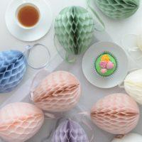 Paper Easter Egg Decorations