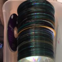 Used CD's for Crafting