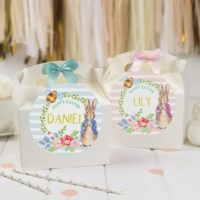 Personalised Easter Activity Gift Box