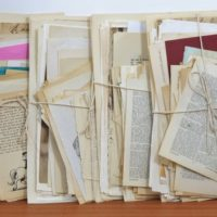 100 Old Book Pages for Junk Journal, Scrapbooking or Paper Crafts