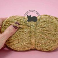 Shimmer Gold Yarn
