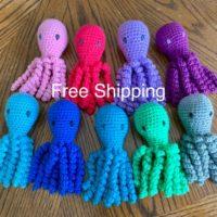 Octopus for Preemie Baby