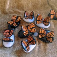 Butterfly Painted Rocks
